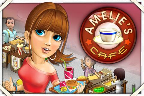 Screenshot Amelie's Cafe Lite